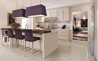 Кухня CASTAGNA CUCINE KITCHENS Cashmere Romantic Neuter